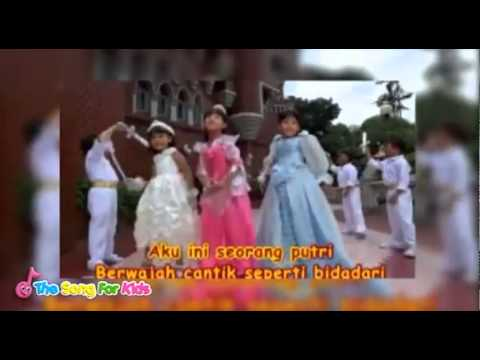 Putri Impian - 3C (Three - C) - The Song For Kids Official