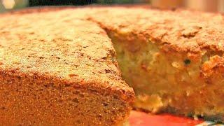 Ленивый пирог на кефире. Рецепты с кефиром | Просто вкусно