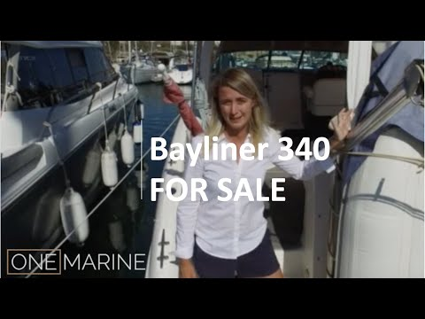 One Marine | Bayliner 340 For Sale in Portugal | €85,000