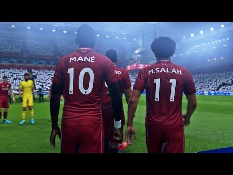 FIFA 19 - Liverpool Vs Porto | UEFA Champions League | HD PS4 PRO
