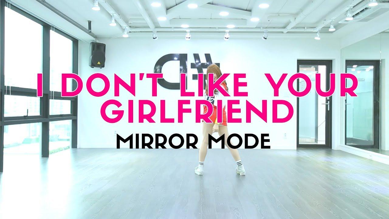 Weki Meki -  I DON'T LIKE YOUR GIRLFRIEND Dance Cover(#DPOP Mirror Mode)