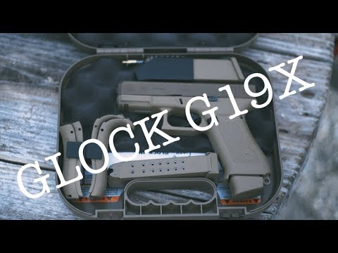 First Look! Glock 19X Review