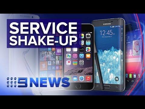 Mobile Phone Customers Set To Save Hundreds With New Phone Deal Shake-up   Nine News Australia
