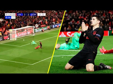 50 Most Epic Last Minute Goals In Football 2020