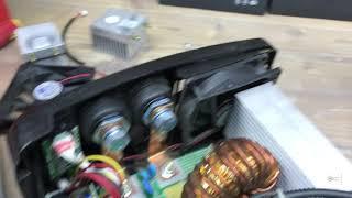 Обзор и ремонт сварочного инвертора КВАНТ 222