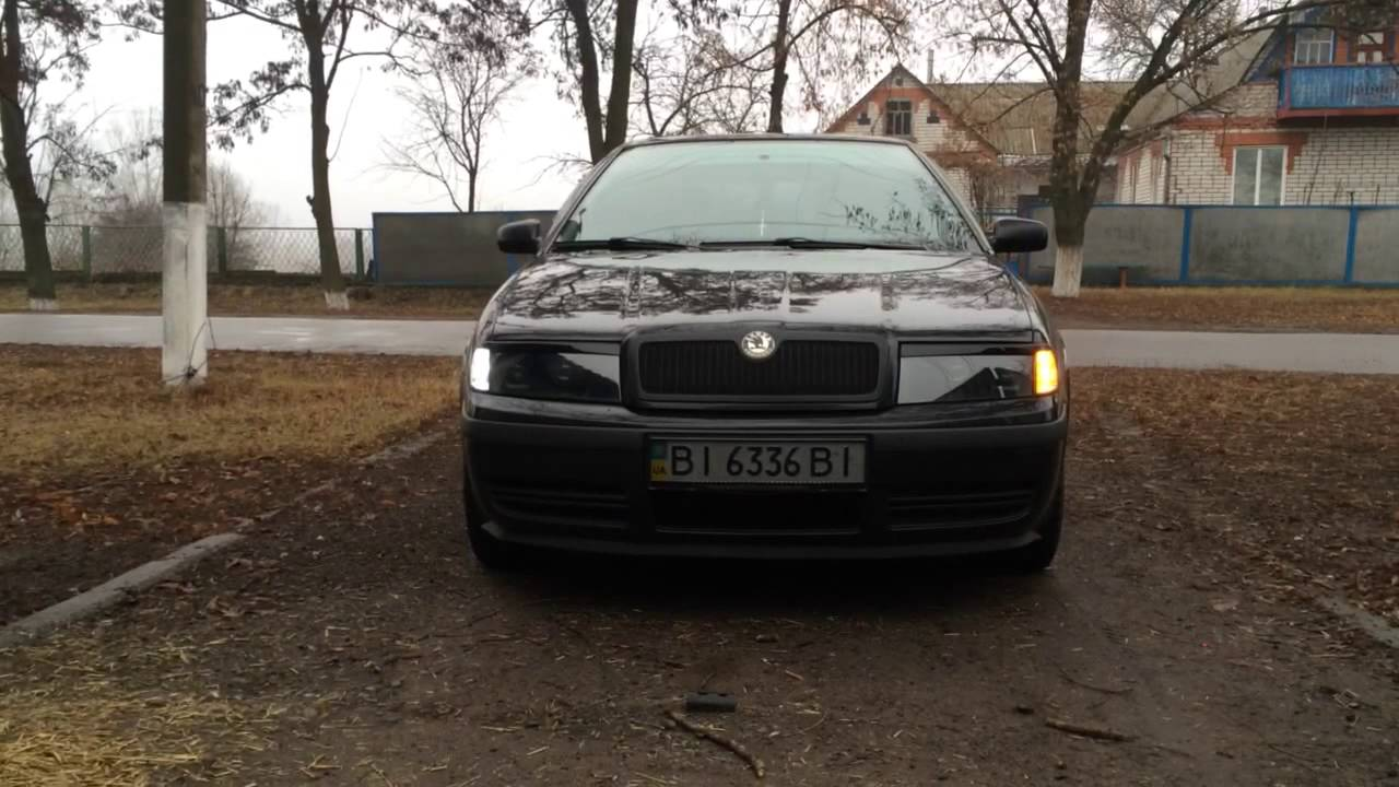 drl for skoda octavia tour