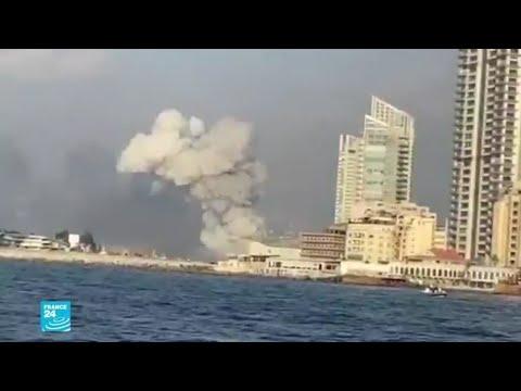لبنان: عشرات القتلى وآلاف الجرحى في انفجار ضخم بمرفأ بيروت والسلطات تعلن الأربعاء يوم حداد وطني  - نشر قبل 5 ساعة