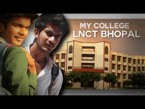 My College life at LNCT Bhopal - Vlog #8