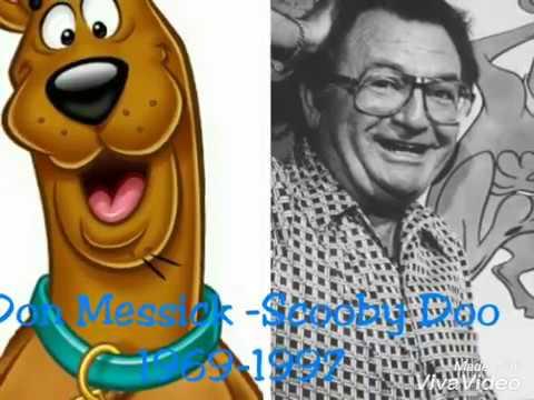 Dubladores do Scooby Doo