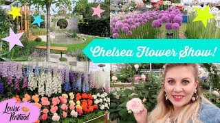 Chelsea Flower Show with Auntie Rose | LIFESTYLE