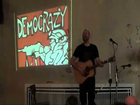 Operation Iraqi Liberation - by David Rovics - Berlin Soundstrike