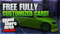 GTA 5 Rare Cars Online - FREE Customized Rare Cars Spawn Locations Online! (GTA 5 Rare Vehicles)
