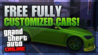 GTA 5 Rare Cars Online - FREE Customized Rare Cars Spawn Locations Online! (GTA 5 Rare Vehicles)