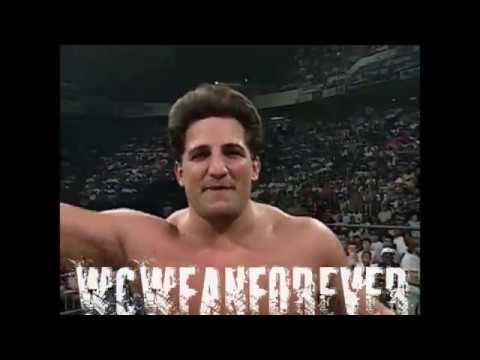 WCW Disco Inferno 1st Theme(With Custom Tron)