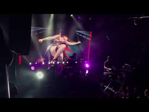 Carpenter Brut - inferno galore (Live Boston 4-30-18)