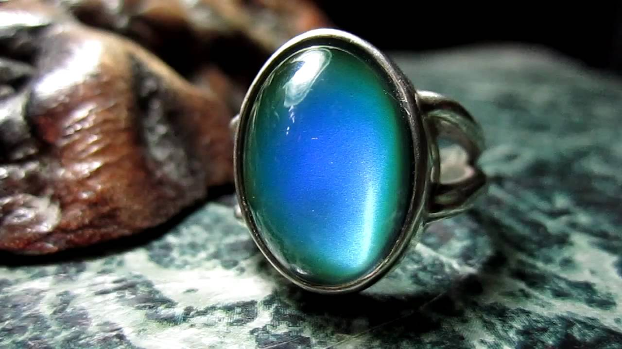 MOOD RING: THE ULTIMATE IN GROOVY, MOD 1970's CULTURE ...