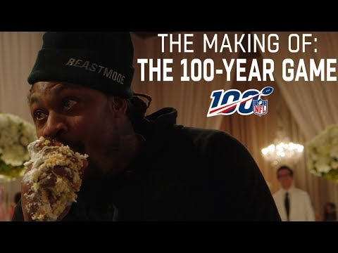The Making of the NFL 100 Super Bowl Commercial