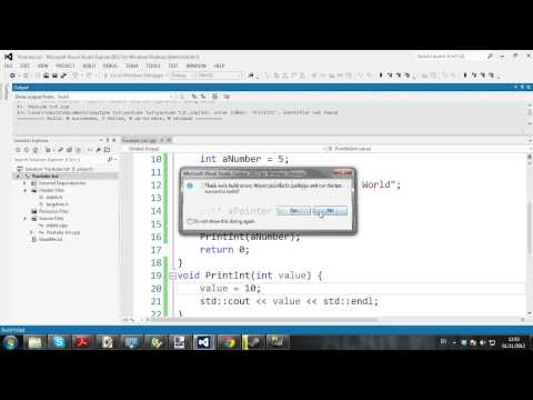 C++ Pointers and References Tutorial