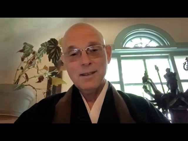 The Book of Rinzai Chapter 22 –Dharma Talk by Hokuto Sensei, 5.30.2021