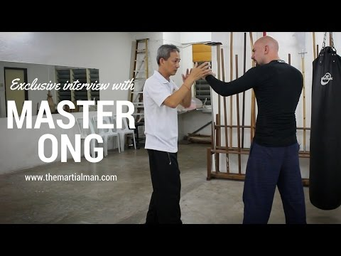 Southern Shao Lin Kung Fu - Master Ong Ming Thong & Grandmaster Koay Ah Kean 郭亚建 - The Martial Man
