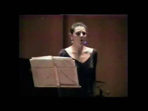 Ernesto De Curtis Torna a Surriento Cristina Pastorello soprano Andrea Bambace pianoforte