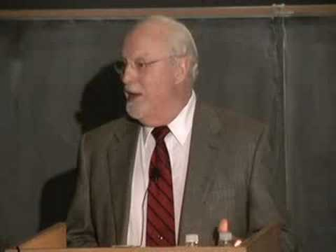 Archaeology and the History and Religion of Ancient Israel-- Dr. William Dever