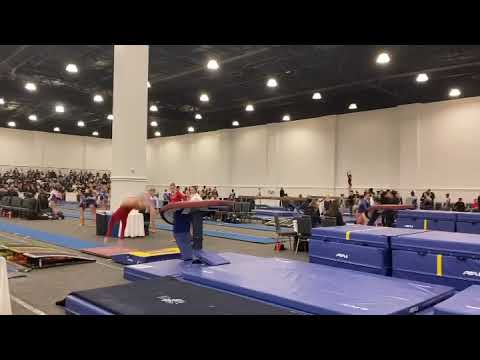 Kimberly Smith - Vault San Diego Classic 2020 9.6 ~ 1st // 2022