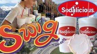 State of Carbonation: SODA SHOPS in UTAH