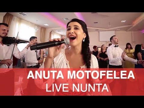 LIVE nuntă Anuta Motofelea - Manele si Populara