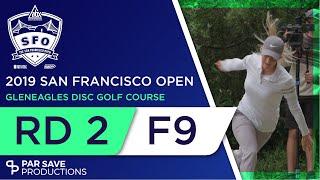 San Francisco Open 2019 - Women - Round 2 of 3 | Front 9 - Bjerkaas, Allen, Pierce, Walker