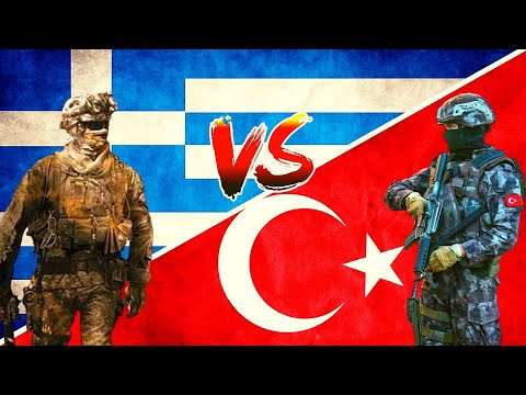 Türk Ordusu VS Yunan Ordusu - KARŞILAŞTIRMA