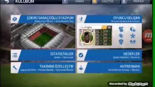 Dream league soccer 2016 da forma - takım ismi ve logo değiştirme
