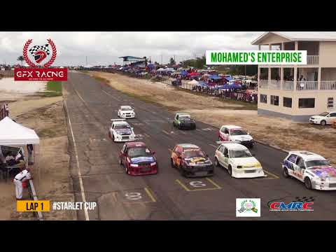 CMRC 2017 Guyana International Race of Champions (Sunday Par