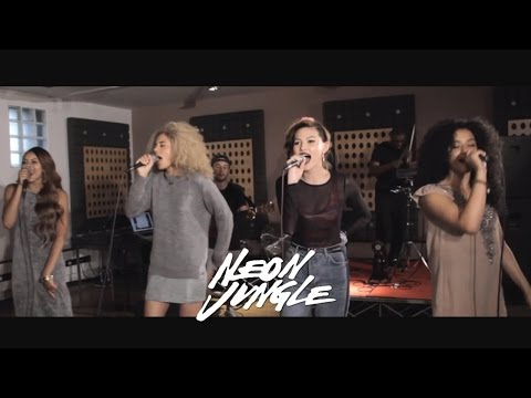 Neon Jungle - We Can't Stop (Miley Cyrus Cover)