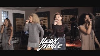 Neon Jungle   We Cant Stop Miley Cyrus Cover