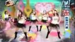米兒絲-我愛黑澀會-熱舞決鬥賽