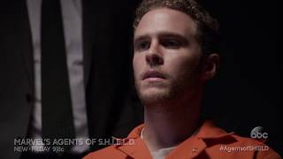 Marvel's Agents of S.H.I.E.L.D. Season 5, Ep. 5 – Nick Blood Returns as Lance Hunter!