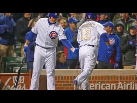 Chicago Cubs 2016-17 Run Scored Song (Hold On I'm Comin')
