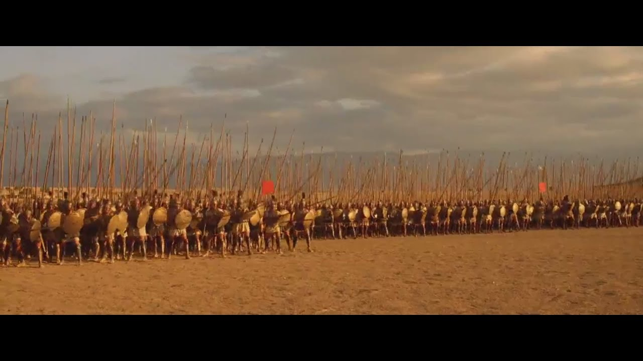 Alexander's Final Attack - Alexander 2004 - Full HD