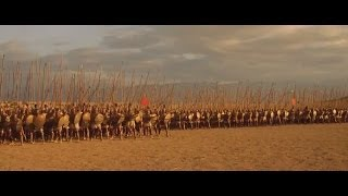 Battle of Gaugamela Full Battle Scene - Alexander Film (720p)