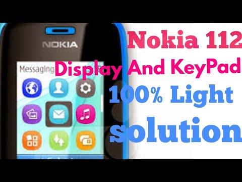 Nokia 112 Display And KeyPad Light solution ({Hindi})