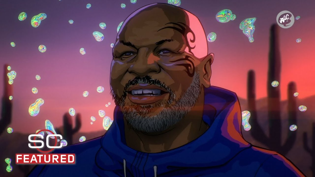 Download Mike Tyson on smoking DMT: 'Do you understand the toad?'   The Art of Conversation w/ Dan Le Batard