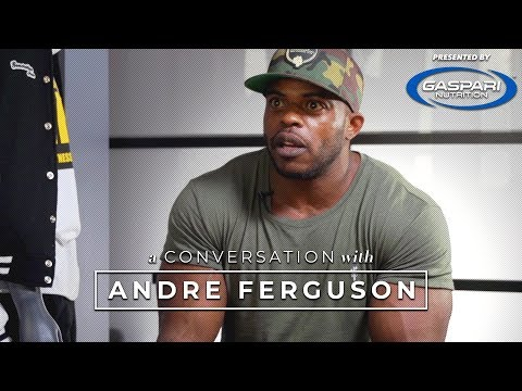 Part 1: I Don't Consider Mr. Olympia Champions The Greatest | A Conversation With Andre Ferguson