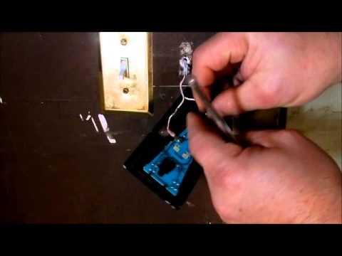 Roller Door Switch