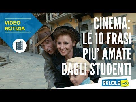 Le 10 frasi tratte da film più amate dagli studenti
