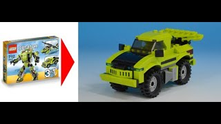 4WD remade of LEGO 31007