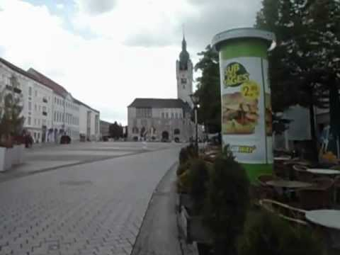 Walking tour Dessau, Germany - Saxony-Anhalt