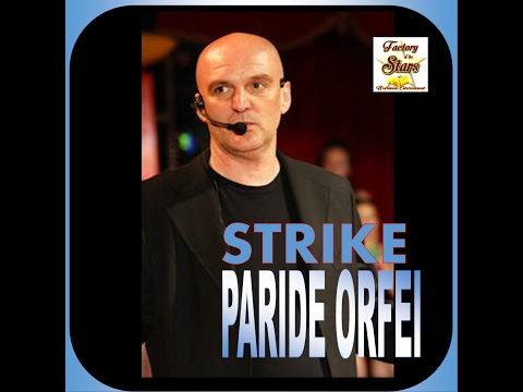 WBE TELEVISION GROUP VIDEO CLIP PARIDE ORFEI IN STRIKE  - CORI FED FEDERICA LAMBIASE