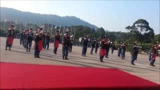 Persembahan Gerak Kreatif Im4u, 1 Malaysia, Saya Anak Malaysia, Bila Diri Disayangi, Kurik Kundi