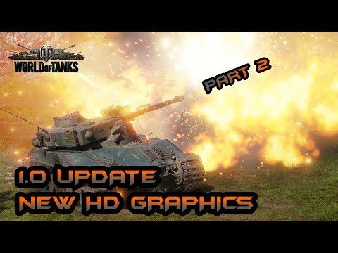 World of Tanks: 1.0 Update  -  Test Server - Part 2